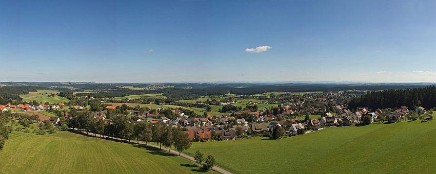 Luftkurort Loßburg im Schwarzwald