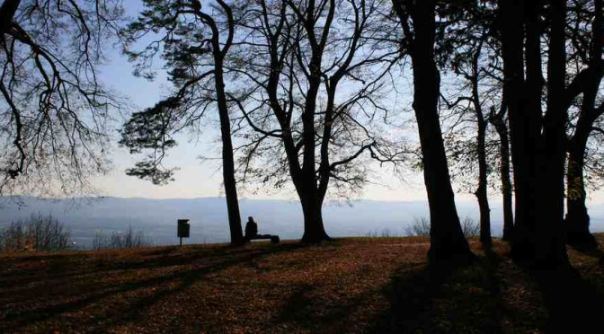 Wanderung auf dem Wanderweg von Wäschenbeuren auf den Hohenstaufen © Gerisch/Fotolia