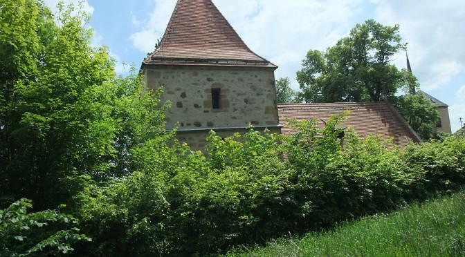 Barbarossakirche in Hohenstaufen - © geschichte-zu-fuss.de