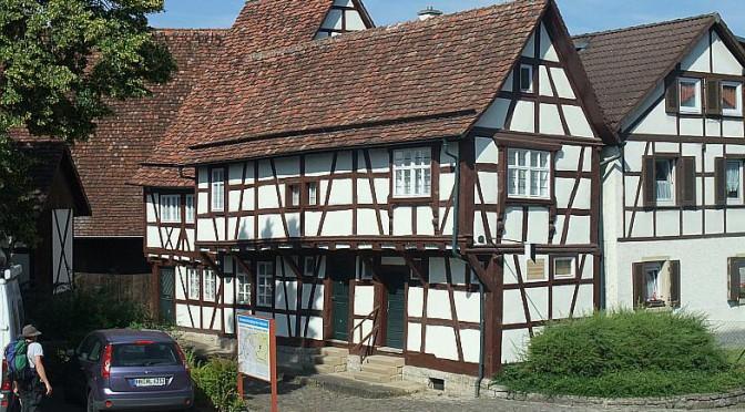 Friedrich der Große im Lerchennest Steinsfurt