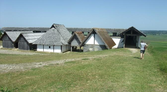 Die Heuneburg - Stadt der Kelten in Oberschwaben bei Riedlingen und Sigmaringen