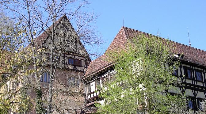 Kloster Bebenhausen bei Tübingen - © Bobby Metzger-pixelio.de