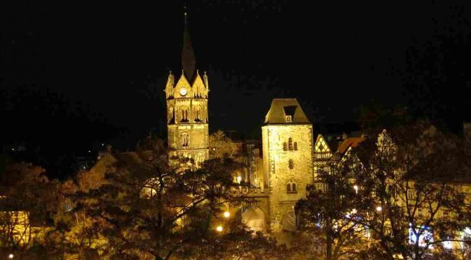 Eisenach. Das Nicolaitor in Eisenach - ©Interim/pixelio.de