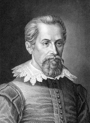 Johannes Kepler studierte in Tübingen. Wanderungen rund um die Geschichte Deutschlands