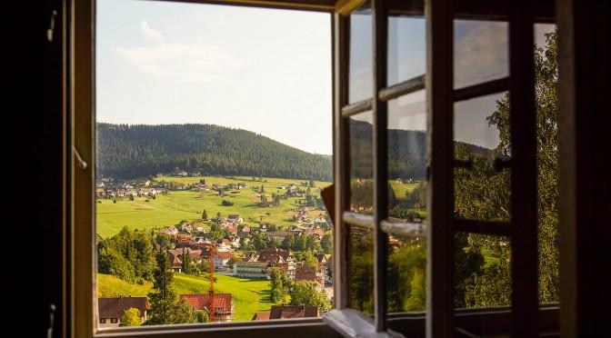 Wanderurlaub in Baiersbronn. Wandern, wo der Schwarzwald besonders reizvoll ist © Rainer Sturm, pixelio.de