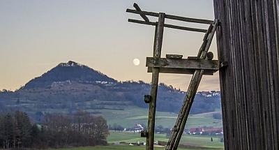 Blick auf den Hohenstaufen - © Shjschneider/Fotolia.com