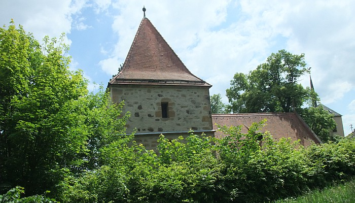 Kirche in Hohenstaufen - ©Geschichte zu Fuß/w.wirtz