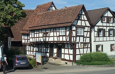 Sinsheim Lerchennest Wanderportal geschichte zu fuss.de