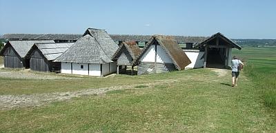 Die Heuneburg bei Riedlingen