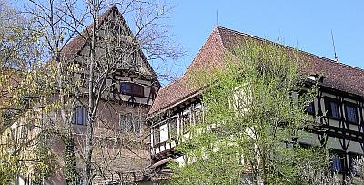 Wanderung im Schönbuch. Das KlosterBebenhausen - © Bobby Metzger/pixelio.de