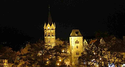 Das Nicolaitor in Eisenach - © Interim/pixelio.de