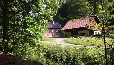 Wanderung durch das Rohnbachtal © geschichte-zu-fuss.de