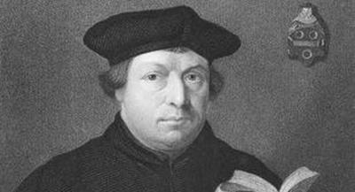 Der Reformator Martin Luther - © Georgios Kollidas