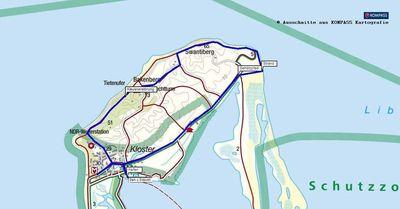 Wanderung auf Hiddensee