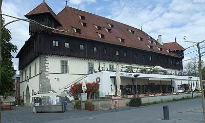 Konzilgebäude in Konstanz