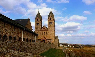 Kloster Hildegardis bei Rüdesheim