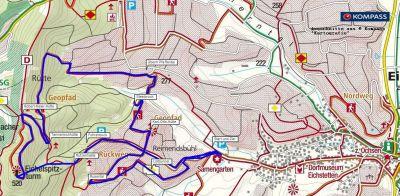 Wanderung Geopfad Eichstetten im Kaiserstuhl