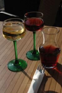 Der Kaiserstuhl und sein Wein