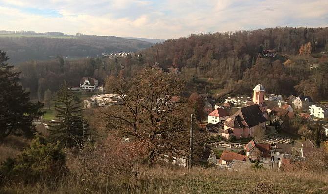 Rundwanderweg Herrlingen - Weidach - Lauterursprung - Oberherrlingen - Herrlingen - Kleines Lautertal