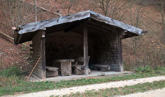 Wandern Herrlingen - Weidach - Lauterursprung - Oberherrlingen