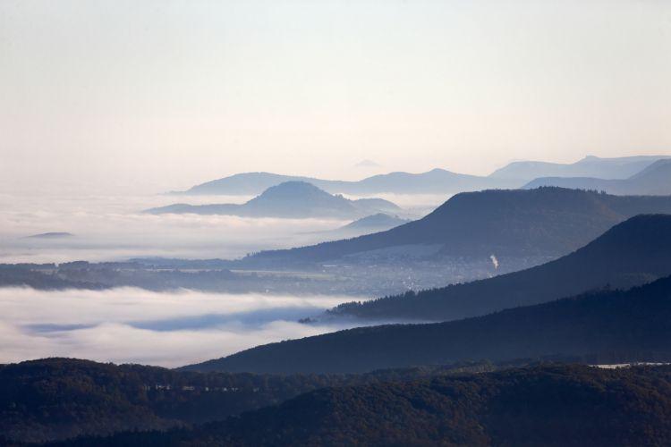 Albtrauf auf der Zollernalb - Wanderung von Burgfelden nach Lautlingen