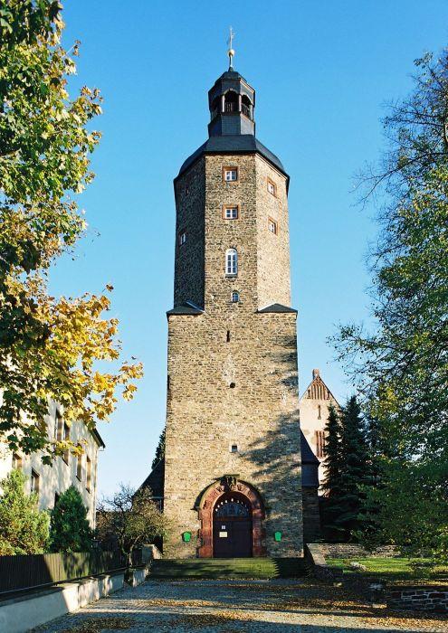 Das Turmmuseum in Geyer / Erzgebirge