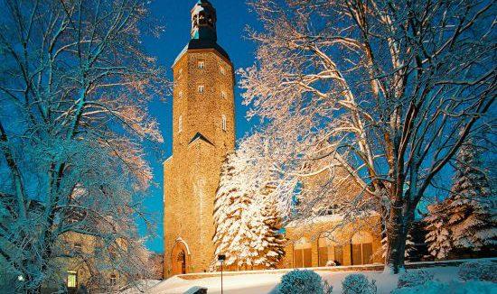 Wachtturm in Geyer