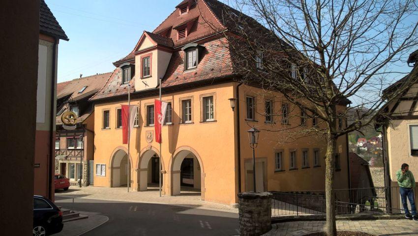 Rathaus Forchtenberg