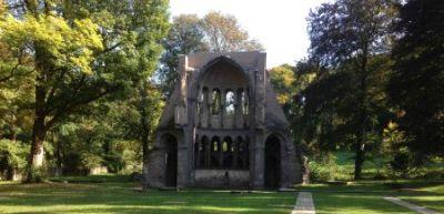 Wanderung im Siebengebirge - vom Kloster Heisterbach auf den Petersberg
