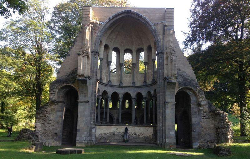 Kloster Heisterbach im Siebengeirge