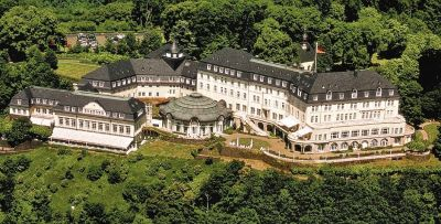 Petersberg Steigenberger Hotels AG siebengebirge 400