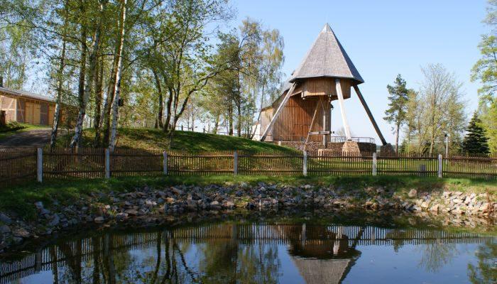 Bergbaugeschichte Marienberg: der Pferdegöpel