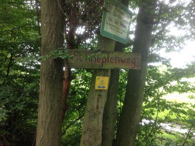 Wanderung Maulbronn - Schnepfenweg