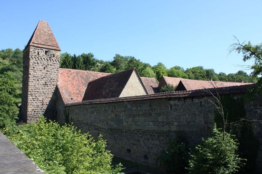 kloster maulbronn wanderung freudenstein
