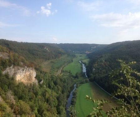 Wanderung Obere Donau, Fridingen