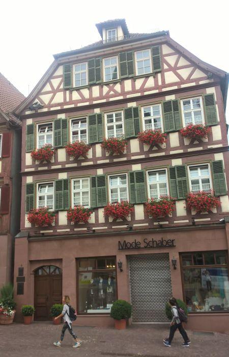 Hermann Hesse Geburtshaus in Calw