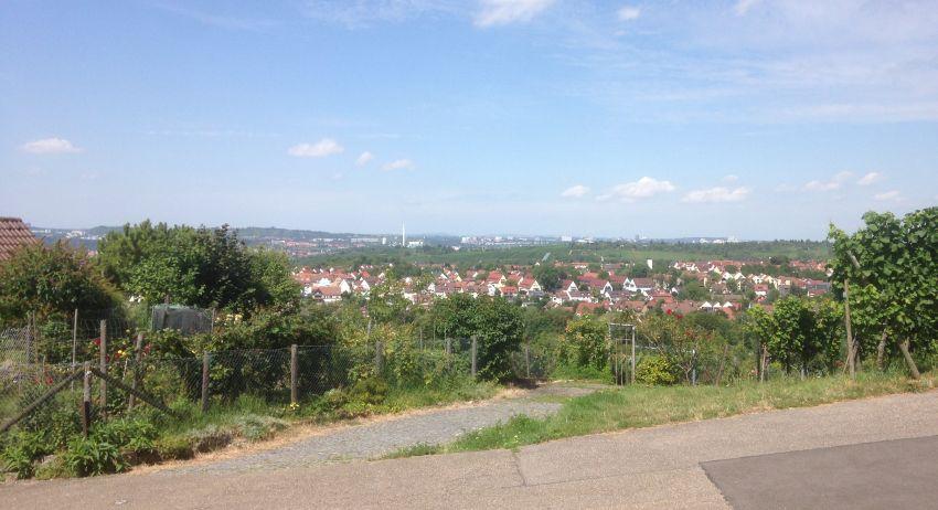 Wanderung Stuttgart zur Grabkapelle auf dem Württemberg