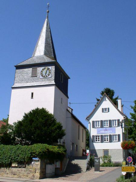 Das Mörike-Museum in Cleversulzbach