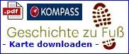 Wandern Gundelfingen Großes Lautertal Premiumweg Bürzel. Wanderkarte als pdf