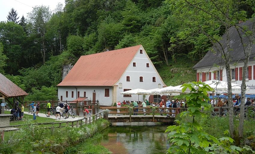 Premiumwanderwege im Biosphärengebiet Schwäbische Alb - Premiumwanderweg hochgehschätzt