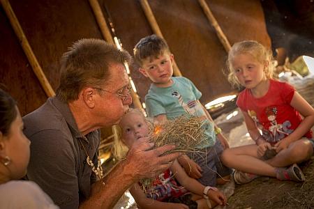 Wandern mit Kindern - Archäopark Vogelherd auf der Schwäbischen Alb